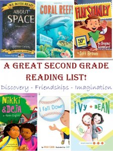 Great 2nd Grade Reading List