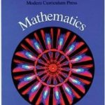 Mathematics book cover for homeschool math curriculum