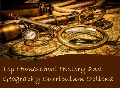 homeschool history curriculum options