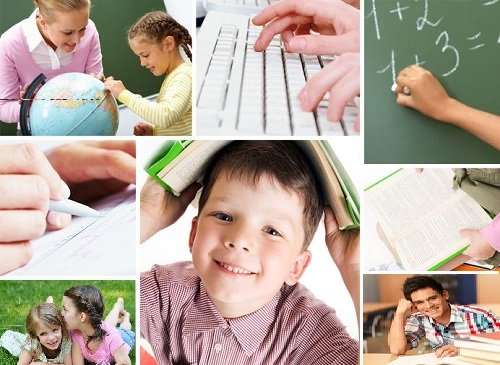 homeschooling approaches montage