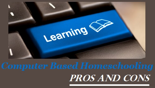Computer Based Homeschoooling Curriculum - Computer Keyboard