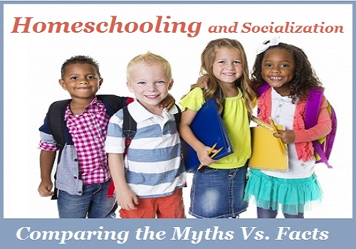 Homeschooling and Socialization: Myths vs. Facts