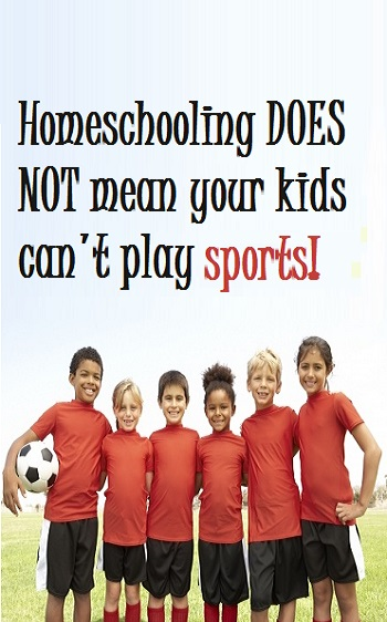 Homeschool Sports Team