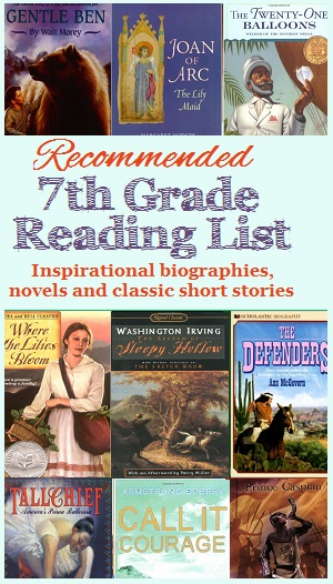 recommendedreadinglist7th