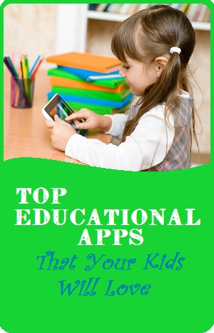 top educational apps your kids will love