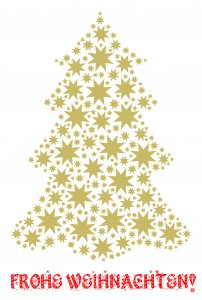Christmas homeschool study - German tree