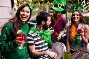 saint patricks day homeschool unit study