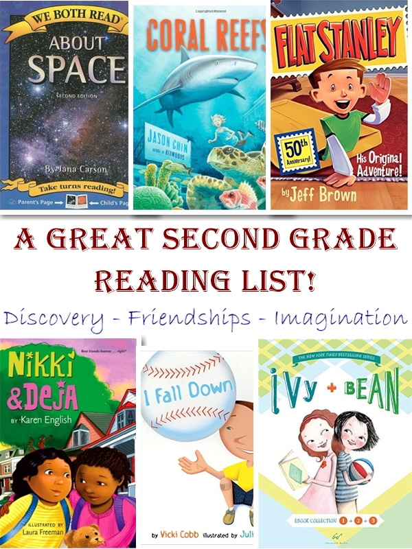 Recommended 2nd Grade Reading List Homeschool Curriculum