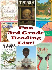 Fun-3rd-Grade-Reading-List