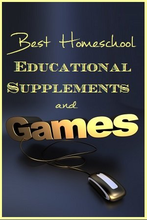 educational supplements and games