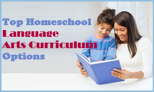 Homeschool Language Arts Curriculum Options