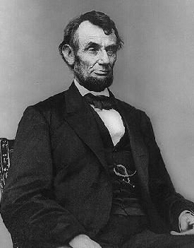 abe lincoln - famous homeschooler