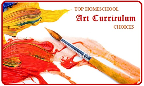 Top Homeschool Art Curriculum Choices
