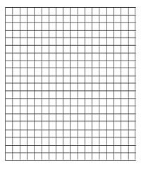 Free Printable Graph Paper In Various Sizes Homeschool Curriculum
