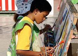 festival of the arts umbrella school curriculum student