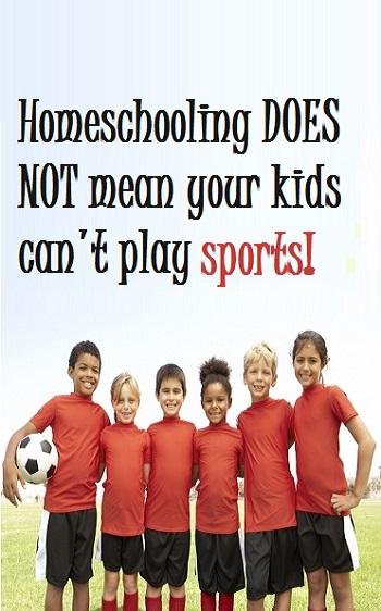 Homeschool Sports Team