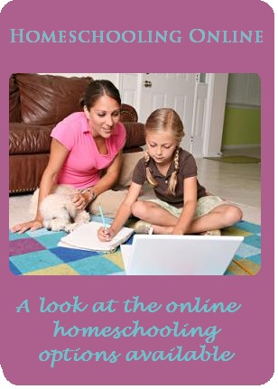 Online homeschooling options available