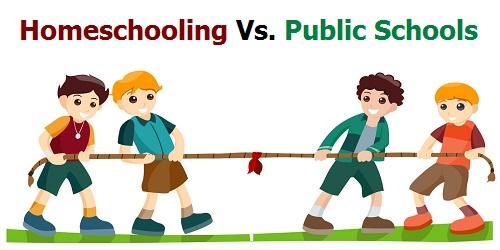 Homeschool vs Public Schools
