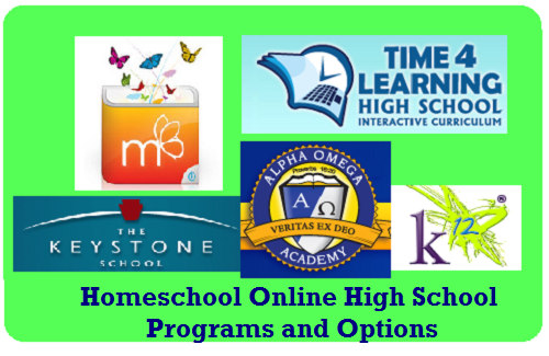 home school online high school programs