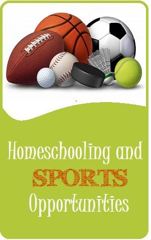 Homeschool Sports Opportunities
