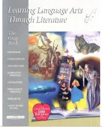 Learning Language Arts through Literature Gray Book Review