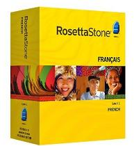 Review of Rosetta Stone French