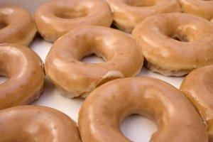 Christmas homeschool study - donut treats