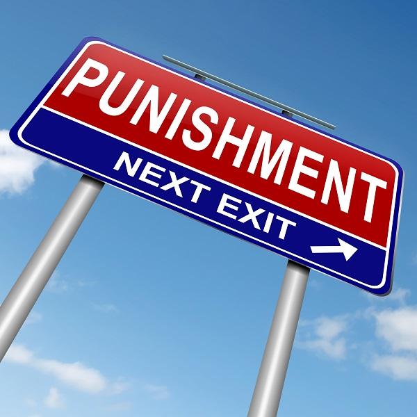 homeschool punishment