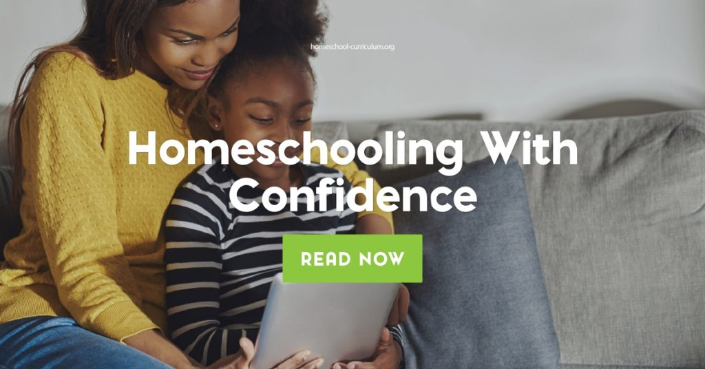 Homeschooling With Confidence how to homeschool