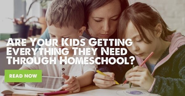 Are Your Kids Getting Everything They Need Through Homeschool best homeschool curriculum