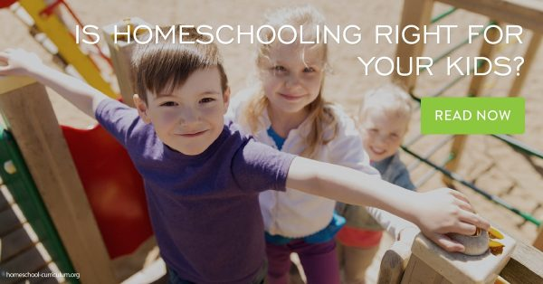 Is Homeschooling Right For Your Kids free homeschool