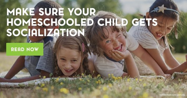 Make Sure Your Homeschooled Child Gets Socialization home education