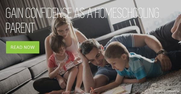 8 Gain Confidence As A Homeschooling Parent kindergarten homeschool curriculum