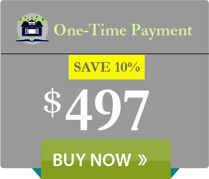 One-Time Payment - $497
