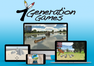 7 Generation Games, games to teach math