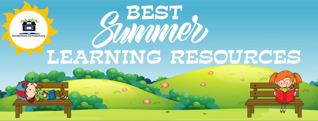 Best summer learning resources for home school families