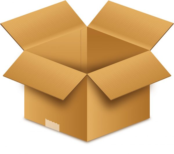 A cardboard box can be a useful tool when homeschooling your child with Attention Deficit Disorder